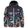 """""""The North Face Boys Reversible Perrito Insulated Jacket Black"""""""